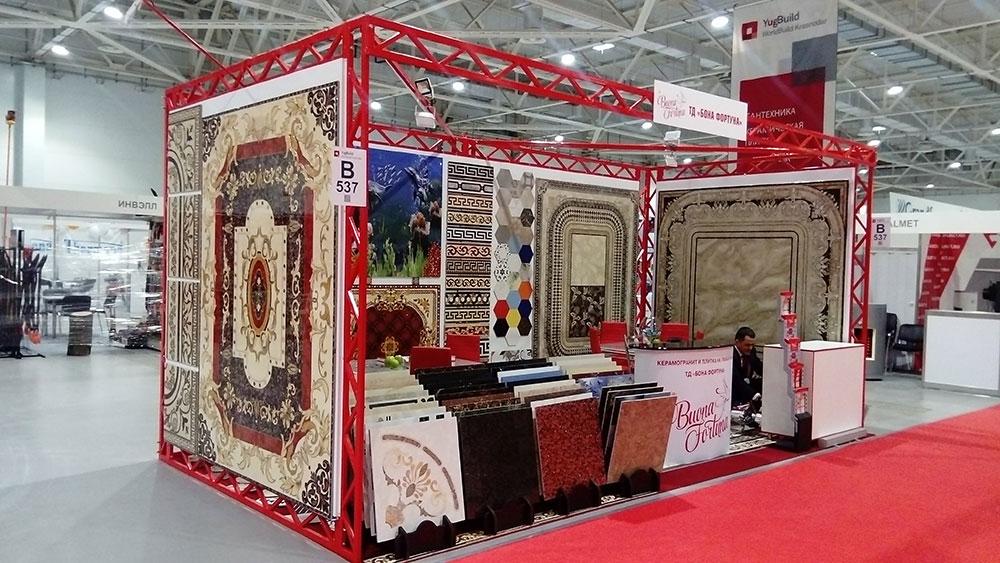 Более 10 тысяч человек посетили выставку WorldBuild / YugBuild прошедшую в г. Краснодар с 27 февраля по 2 марта
