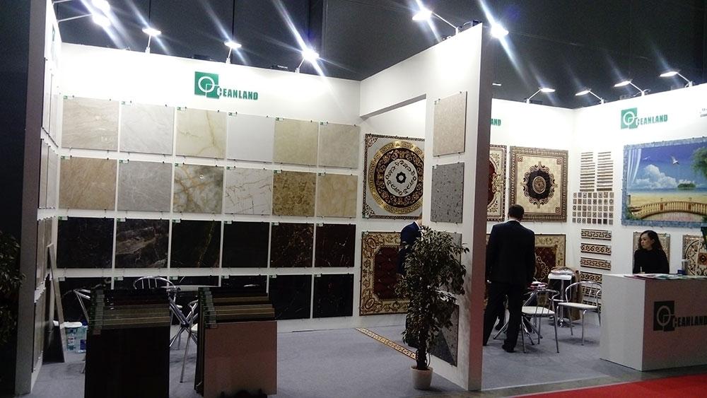 Выставка BATIMAT Russia 2018