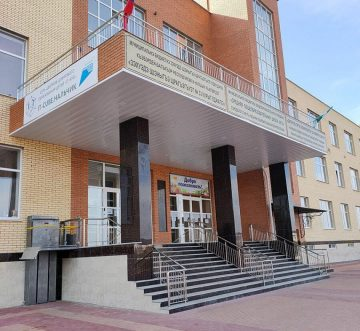 Здание СОШ №33 г.о. Нальчик
