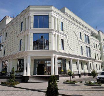Здание Шахматной школы «Каисса», г.о.Нальчик
